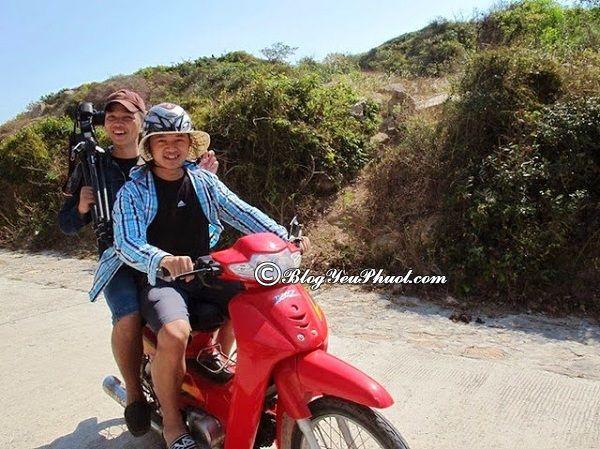 Các địa chỉ cho thuê xe máy tại Nha Trang, kinh nghiệm thuê xe máy ở Nha Trang giá rẻ, an toàn