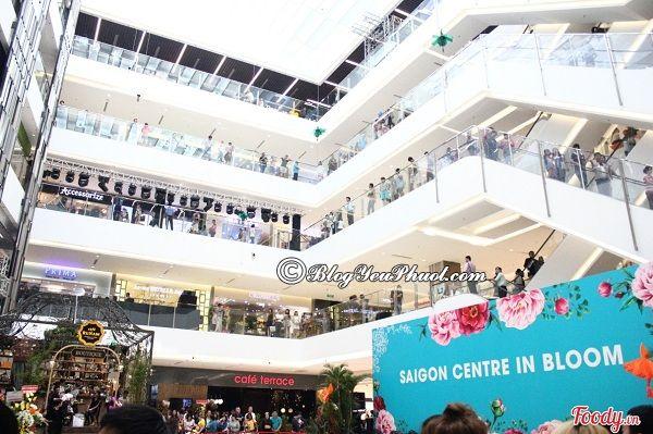 Địa điểm vui chơi, mua sắm nổi tiếng ở Sài Gòn: Du lịch Sài Gòn nên đi chơi ở đâu?