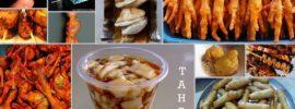 Các món ăn đường phố, ăn vặt của Philippines ngon, giá rẻ