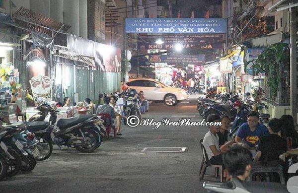 Địa chỉ ăn vặt giá rẻ hấp dẫn ở Sài Gòn: Ăn vặt ở đâu Sài Gòn ngon nhất?