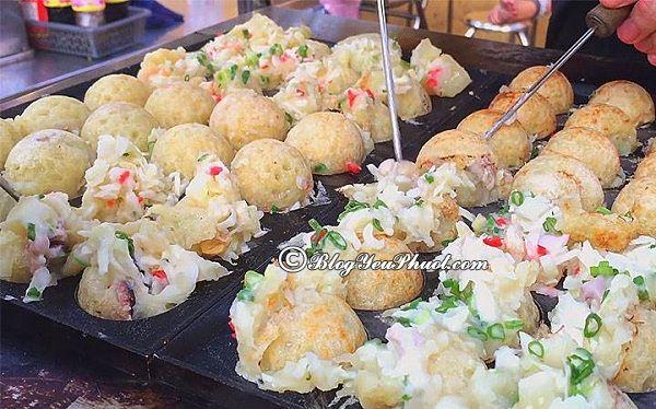 Địa chỉ ăn vặt ngon giá rẻ ở Sài Gòn: Ăn vặt ở đâu Sài Gòn ngon, giá bình dân