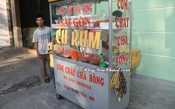 Địa điểm ăn vặt ngon tại Nha Trang: Quán ăn vặt ngon, giá rẻ ở Nha Trang