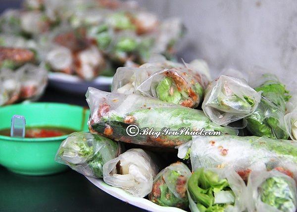 Địa chỉ ăn vặt ở Sài Gòn: Các quán ăn vặt giá sinh viên ở Sài Gòn