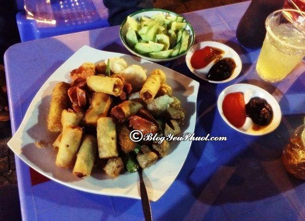 Địa chỉ các quán ăn vặt ngon, hấp dẫn ở Sài Gòn: Nên ăn vặt ở đâu Sài Gòn ngon rẻ?