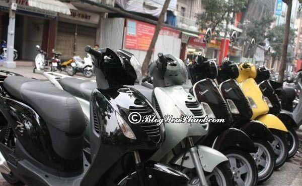 Những địa chỉ thuê xe máy ở Sài Gòn uy tín, chất lượng: Nên thuê xe máy ở đâu Sài Gòn giá rẻ, an toàn?