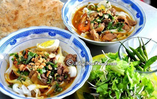 Ăn mì Quảng ở đâu ngon tại Đà Nẵng?