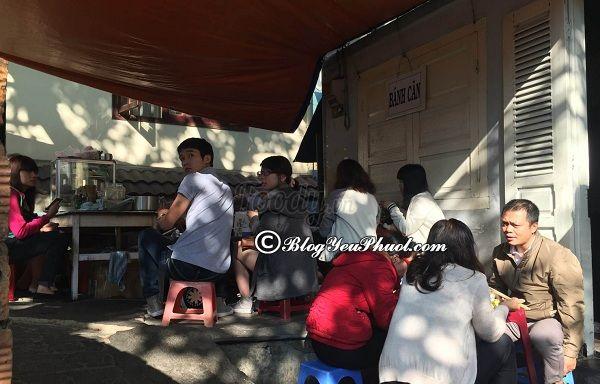 Quán ăn ngon tại Đà Lạt: Địa điểm ăn uống đông khách tại Đà Lạt
