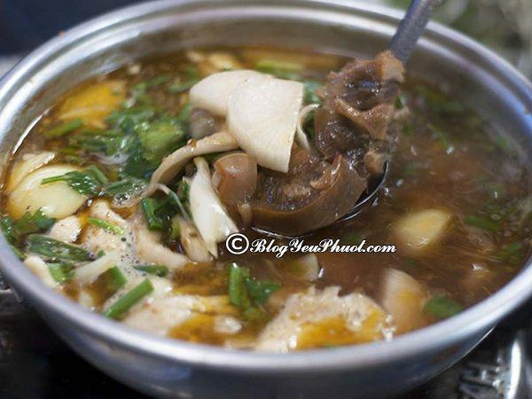 Những địa điểm ăn uống ngon tại Đà Lạt: Ăn ở đâu Đà Lạt ngon, bổ, rẻ?