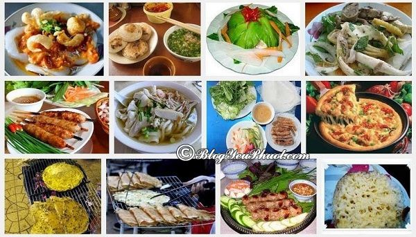 Các địa điểm ăn ngon tại Đà Lạt