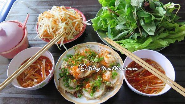 Địa chỉ các quán bánh khọt ngon tại Vũng Tàu, quán ăn ngon dân dã độc đáo ở Vũng Tàu