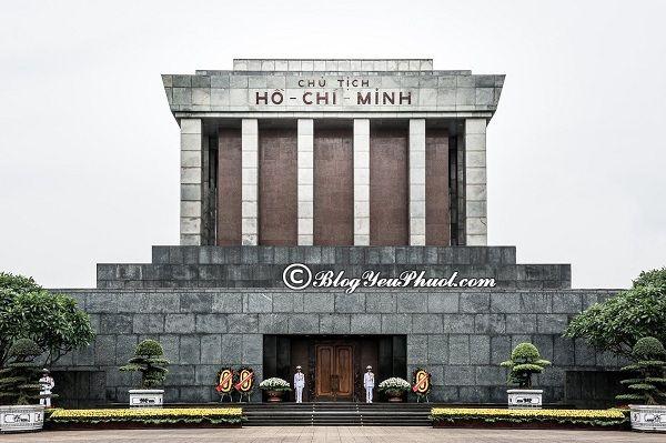 Địa điểm du lịch Hà Nội hấp dẫn nhất: Du lịch Hà Nội nên đi chơi, tham quan ở đâu?