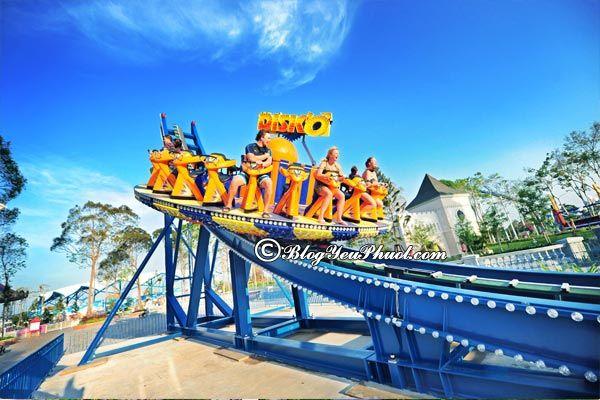Địa điểm tham quan đẹp ở Phú Quốc: Địa điểm vui chơi cực hấp dẫn, thú vị ở Phú Quốc