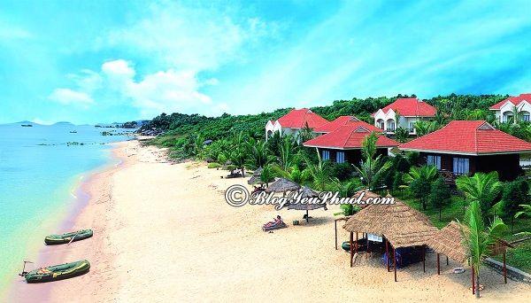 Địa điểm du lịch nổi tiếng tại Phú Quốc: Nơi vui chơi, tắm biển, ngắm cảnh đẹp, thú vị ở Phú Quốc
