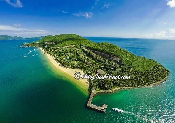Các điểm đến nổi tiếng được ưa thích tại Nha Trang: Du lịch Nha Trang nên đi chơi ở đâu?