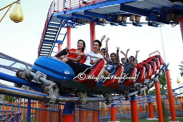 Địa điểm tham quan đẹp ở Đà Nẵng: Khu vui chơi, giải trí thú vị, hấp dẫn ở Đà Nẵng