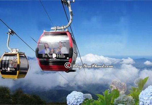 Địa điểm tham quan nổi tiếng ở Đà Nẵng: Nơi vui chơi, chụp hình đẹp ở Đà Nẵng