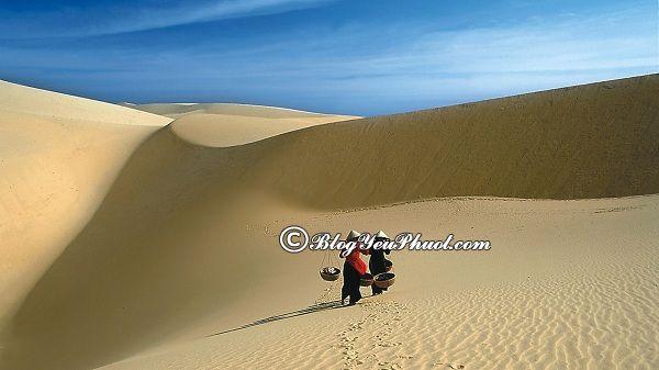 Du lịch Mũi Né nên đi đâu chơi? Địa điểm tham quan, du lịch đẹp, nổi tiếng ở Mũi Né nên tới