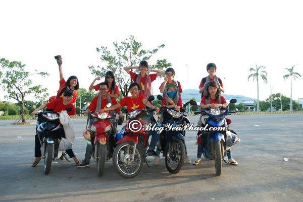 Địa điểm thuê xe máy ở Phan Thiết: Thuê xe máy ở đâu Phan Thiết giá rẻ, an toàn