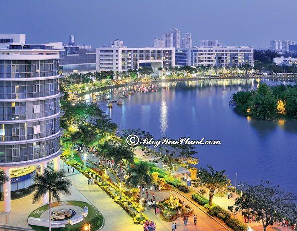 Du lịch Sài Gòn nên đi chơi ở đâu? Địa điểm phượt nổi tiếng ở Sài Gòn