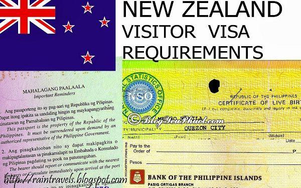 Hướng dẫn thủ tục xin visa du lịch New Zealand: Hồ sơ, thủ tục làm visa du lịch New Zealand như thế nào?