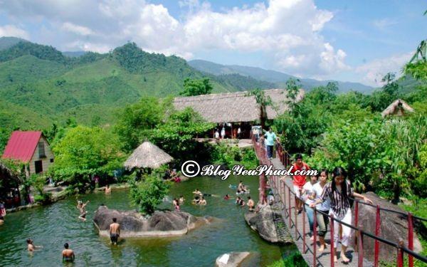 Khu du lịch ở Đà Nẵng nổi tiếng thú vị: Đi đâu chơi khi tới Đà Nẵng du lịch?