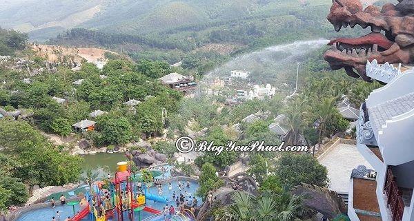 Khu vui chơi thú vị ở Đà Nẵng: Địa điểm du lịch bụi ở Đà Nẵng