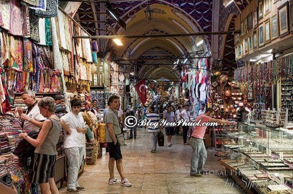 Mua gì làm quà khi đi du lịch Ai Cập? Địa điểm mua sắm giá rẻ, nổi tiếng ở Ai Cập