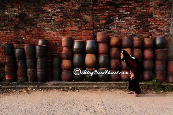 Du lịch Bắc Ninh thăm Làng gốm Phù Lãng, hướng dẫn đi phượt Bắc Ninh tự túc, giá rẻ