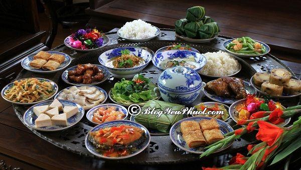 Ăn gì khi du lịch Bắc Ninh?- Đặc sản Bắc Ninh ngon, nổi tiếng nhất