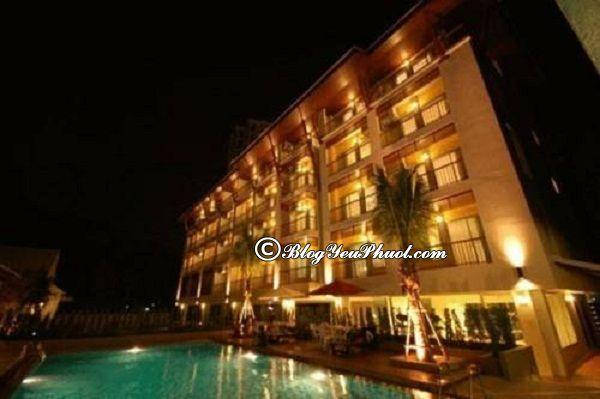 Ở đâu khi du lịch Chiang Mai? Khách sạn ở Chiang mai giá rẻ, chất lượng tốt
