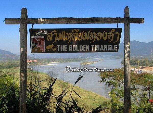 Du lịch Chiang Mai khám phá tam giác vàng, tư vấn lịch trình vui chơi, ăn uống giá rẻ ở Chiang Mai