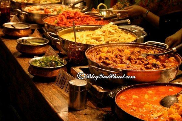 Ăn gì khi du lịch Iran?- Ẩm thực Iran, kinh nghiệm vui chơi, ăn uống khi đi du lịch Iran