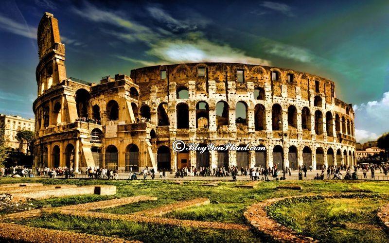 Kinh nghiệm du lịch Italia tự túc, giá rẻ: Nên đi chơi đâu khi đi du lịch Ý?