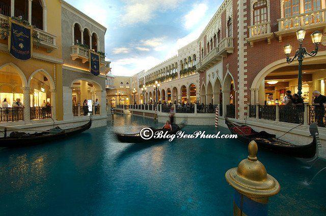 Ở đâu khi du lịch Italia? Khách sạn cao cấp, bình dân, giá rẻ ở Italia đẹp, tiện nghi
