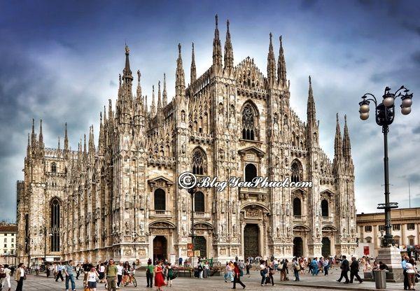 Du lịch Italia khám phá Thành phố Milan: Địa điểm vui chơi, ăn uống giá rẻ, nổi tiếng ở Ý