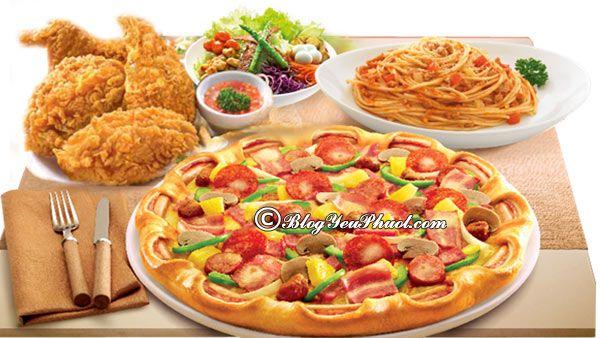Ẩm thực Italia tiêu biểu với món mỳ Ý và pizza: Kinh nghiệm vui chơi, ăn uống khi đi du lịch Italia