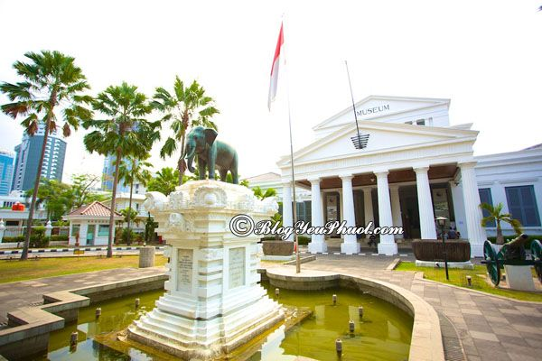 Kinh nghiệm du lịch Jakarta