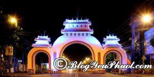 Kinh nghiệm du lịch Kiên Giang