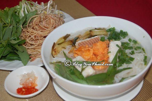 Ăn gì khi du lịch Kiên Giang? Món ăn ngon đặc sản nổi tiếng ở Kiên Giang
