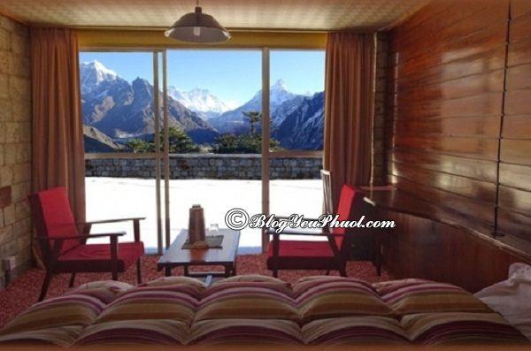 Ở đâu khi tới du lịch Nepal?- khách sạn chất lượng tốt, giá rẻ ở Nepal