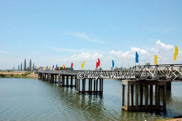 Du lịch Quảng Trị phải ghé qua Cầu Hiền Lương, sông Bến Hải: Địa điểm tham quan, vui chơi, ngắm cảnh, chụp ảnh đẹp ở Quảng Trị