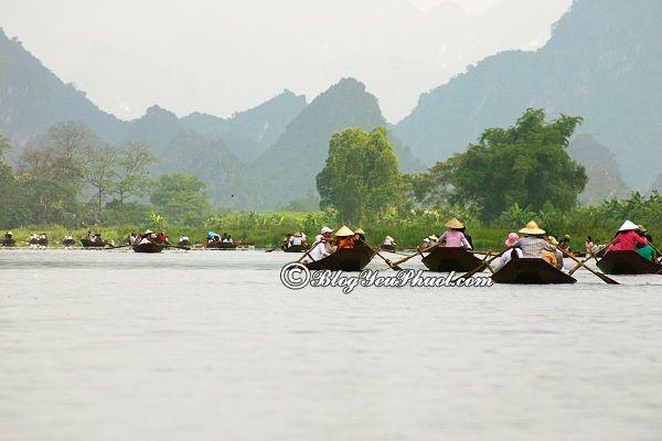 Kinh nghiệm du lịch chùa Hương - Nên đi du lịch chùa Hương vào thời điểm nào, tháng mấy?