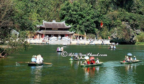 Kinh nghiệm du lịch Chùa Hương - các địa điểm tham quan nổi tiếng ở chùa Hương