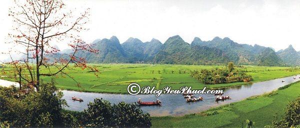 Kinh nghiệm du lịch chùa Hương 1 ngày: tư vấn lịch trình tham quan, khám phám chùa Hương tự túc