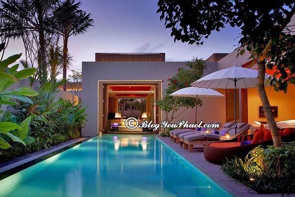 Kinh nghiệm du lịch đảo Bali- Ở đâu khi tới Bali?