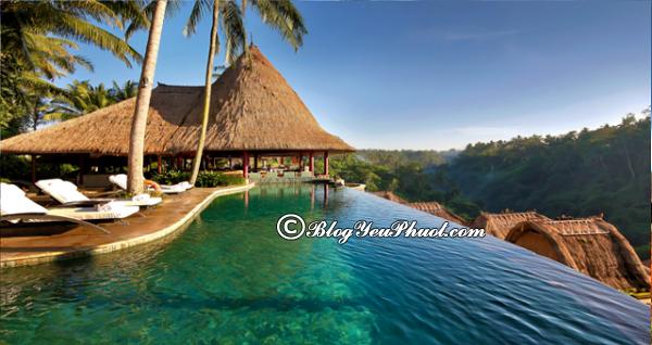 Ở đâu khi du lịch Bali?