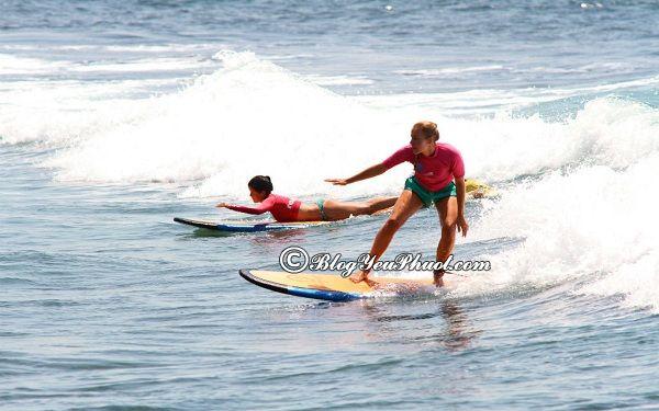 Kinh nghiệm du lịch Bali- các địa danh nổi tiếng