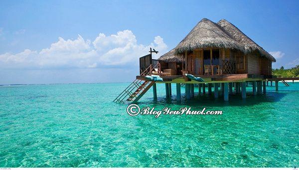 Kinh nghiệm du lịch đảo Bali