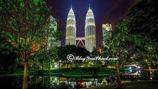 Kinh nghiệm Kuala Lumpur- thời điểm đẹp nhất để du lịch