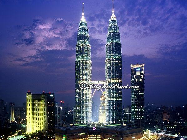 Các địa danh nổi tiếng tại Kuala Lumpur